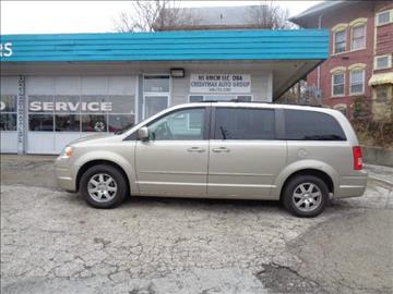 2008 Chrysler Town and Country for sale at BELAIR MOTORS in Akron OH