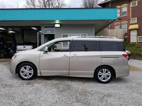 2012 Nissan Quest for sale in Akron, OH