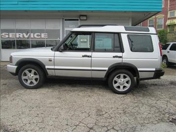 2004 Land Rover Discovery for sale in Akron, OH