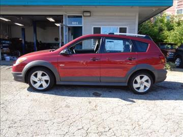 2007 Pontiac Vibe for sale in Akron, OH
