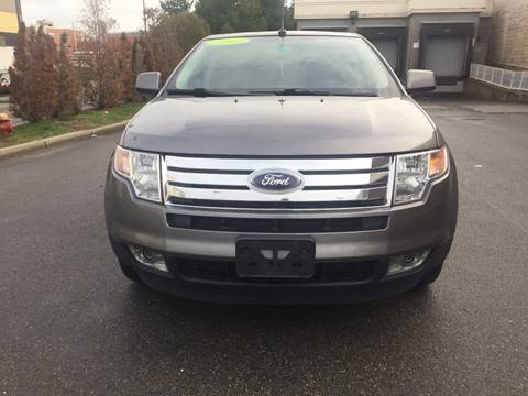 2010 Ford Edge for sale at Stadium Auto Sales in Everett MA