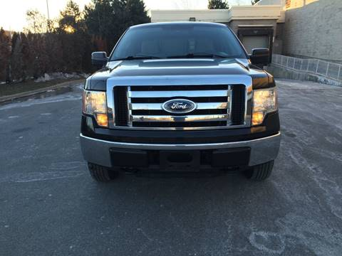 2010 Ford F-150 for sale at Stadium Auto Sales in Everett MA