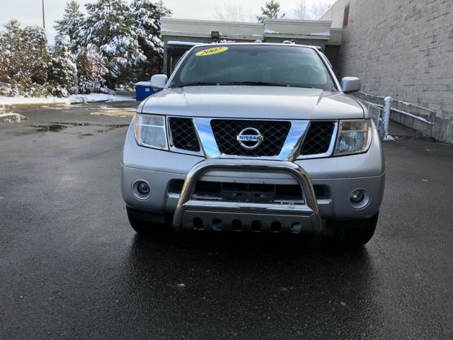 2007 Nissan Pathfinder for sale at Stadium Auto Sales in Everett MA