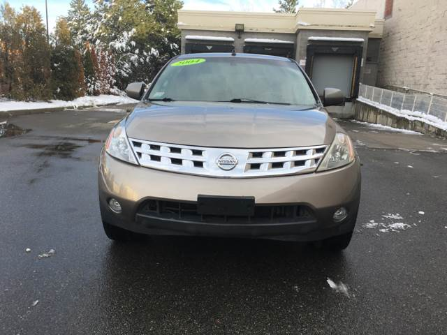 2004 Nissan Murano for sale at Stadium Auto Sales in Everett MA