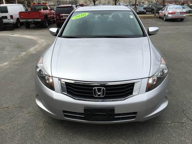 2010 Honda Accord for sale at Stadium Auto Sales in Everett MA