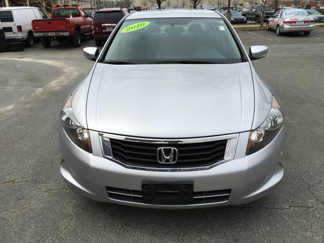 2010 Honda Accord for sale at Stadium Auto Sales in Everett MA