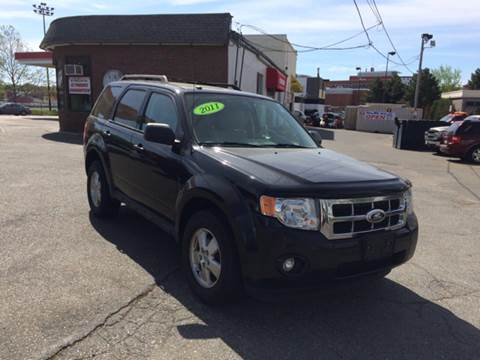 2011 Ford Escape for sale at Stadium Auto Sales in Everett MA