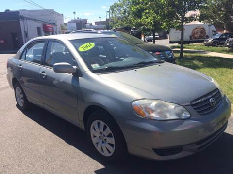 2004 Toyota Corolla for sale at Stadium Auto Sales in Everett MA