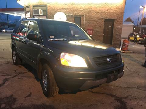2004 Honda Pilot for sale in Everett, MA