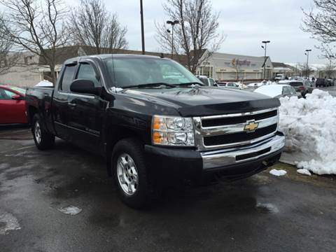 2009 Chevrolet Silverado 1500 for sale in Everett, MA