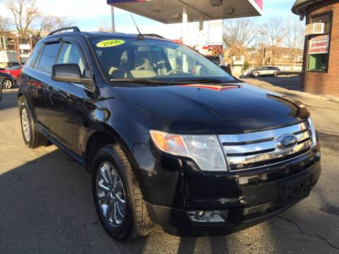 2008 Ford Edge for sale in Everett, MA