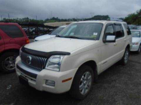 2008 Mercury Mountaineer for sale in Little Birch, WV