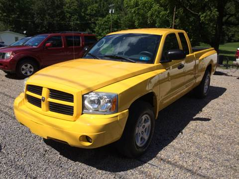 2006 Dodge Dakota for sale in Little Birch, WV