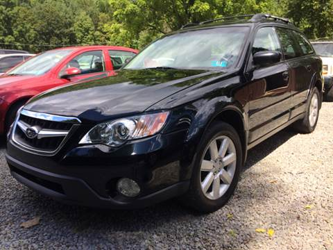 2008 Subaru Outback for sale in Little Birch, WV