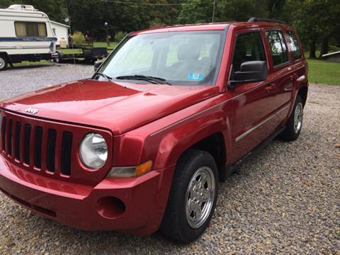 2010 Jeep Patriot for sale in Little Birch, WV