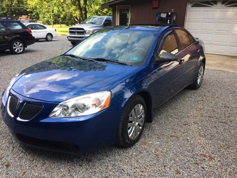 2005 Pontiac G6 for sale in Little Birch, WV