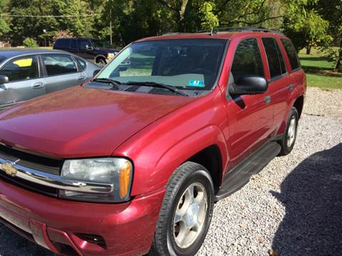 2007 Chevrolet TrailBlazer for sale in Little Birch, WV