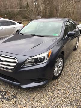 2015 Subaru Legacy for sale in Little Birch, WV