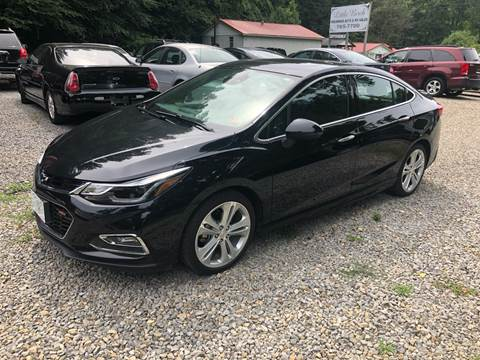 2018 Chevrolet Cruze for sale in Little Birch, WV