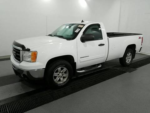 2010 GMC Sierra 1500 for sale in Little Birch, WV