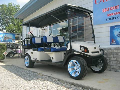 2016 Cushman Shuttle 6 for sale in Goldsboro, NC