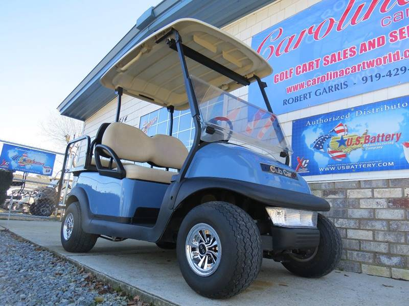 Carolina cart world used golf carts for sale goldsboro nc dealer 2010 club car precedent email for miles sciox Images