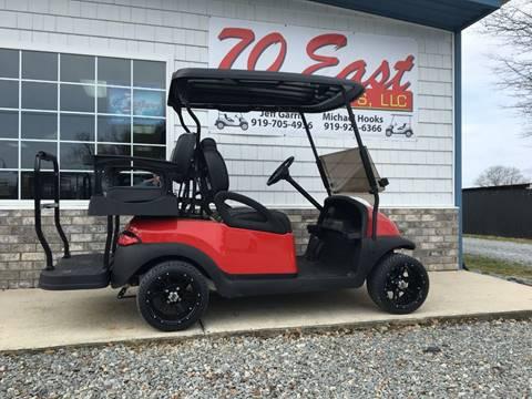 70 East Custom Carts LLC – Car Dealer in Goldsboro, NC