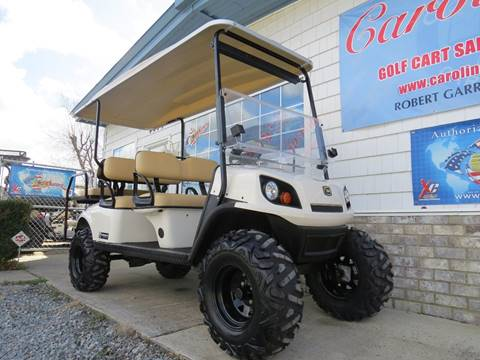 2016 Cushman Shuttle for sale in Goldsboro, NC