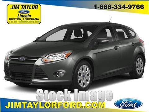 2014 Ford Focus for sale in Ruston, LA