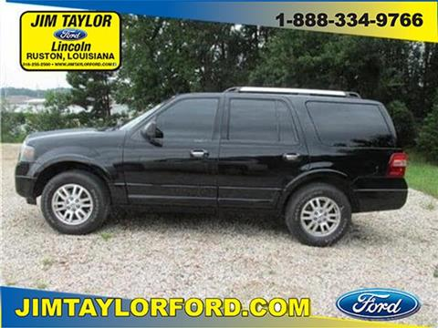2012 Ford Expedition for sale in Ruston, LA