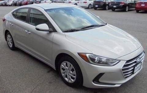 2017 Hyundai Elantra for sale in Chantilly, VA