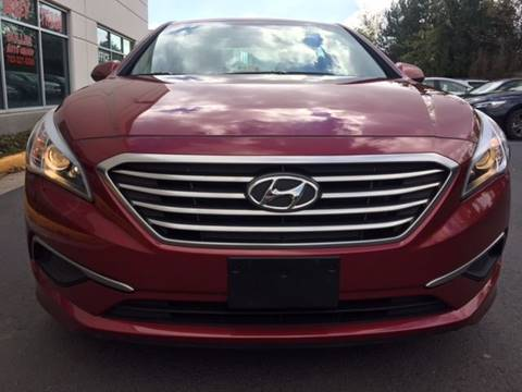 2016 Hyundai Sonata for sale in Chantilly, VA