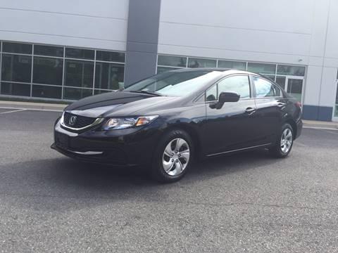 2015 Honda Civic for sale in Chantilly, VA