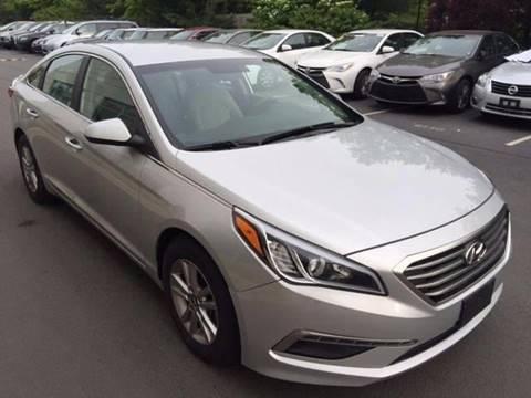 2017 Hyundai Sonata for sale in Chantilly, VA