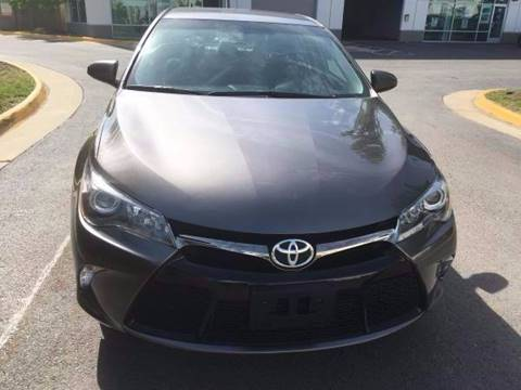 2017 Toyota Camry for sale in Chantilly, VA