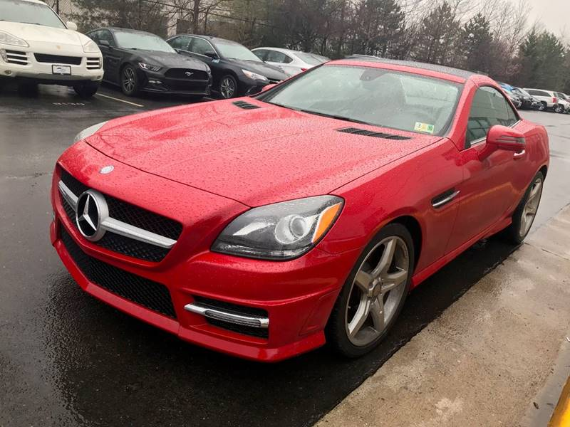 2014 Mercedes Benz SLK For Sale At City Auto Group In Chantilly VA