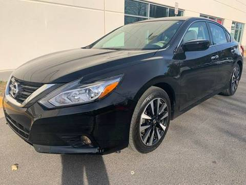 2018 Nissan Altima for sale in Chantilly, VA