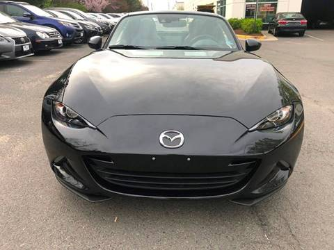 2018 Mazda MX-5 Miata RF for sale in Chantilly, VA
