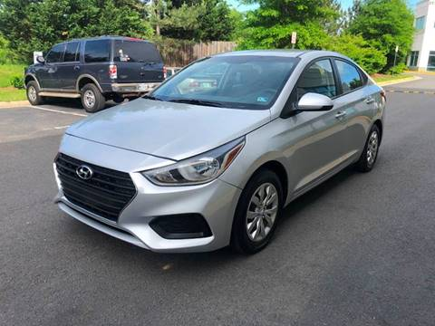 Used Hyundai Accent >> Used Hyundai Accent For Sale Carsforsale Com