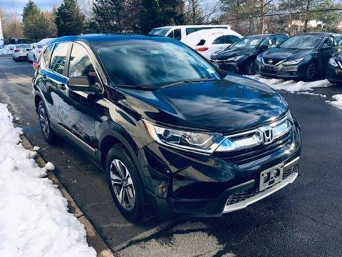 2017 Honda CR-V for sale in Chantilly, VA