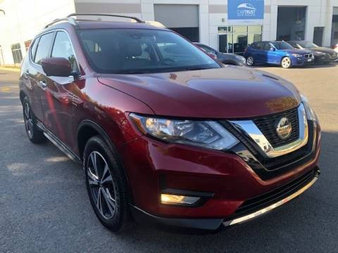 2018 Nissan Rogue for sale in Chantilly, VA