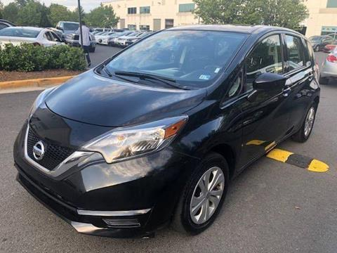 2018 Nissan Versa Note for sale in Chantilly, VA