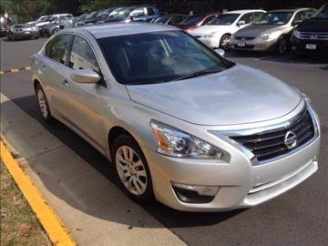 2015 Nissan Altima for sale in Chantilly, VA