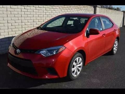 2015 Toyota Corolla for sale in Chantilly, VA