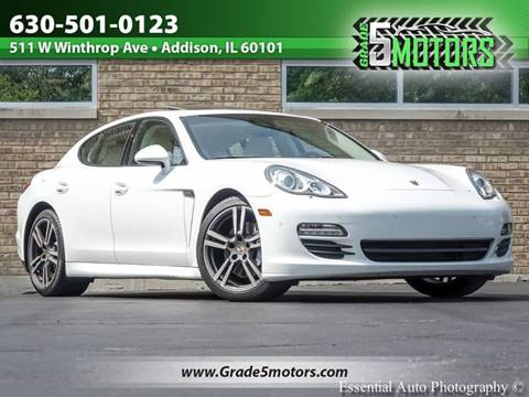 2013 Porsche Panamera for sale in Addison, IL