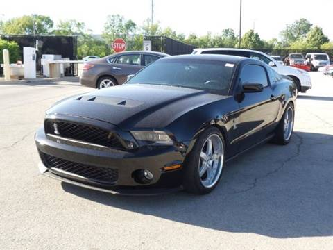 2012 Ford Shelby GT500 for sale in Addison, IL