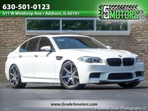 2014 BMW M5 for sale in Addison, IL
