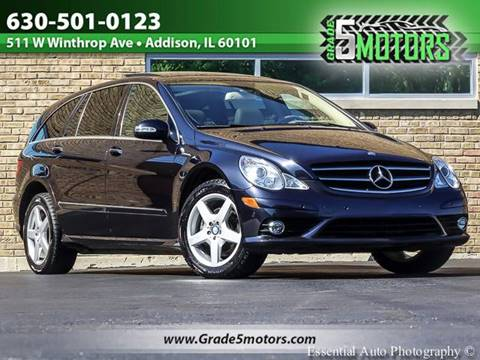 2010 Mercedes-Benz R-Class for sale in Addison, IL