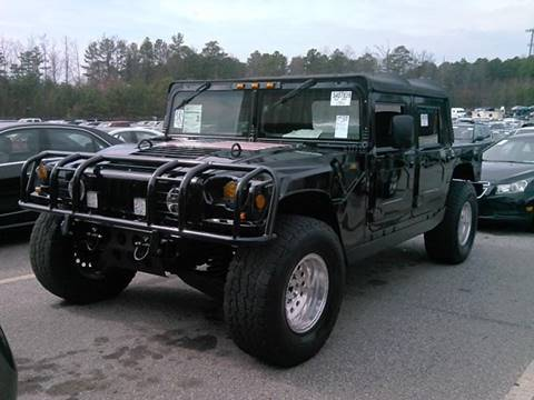 2000 AM General Hummer for sale in Addison, IL