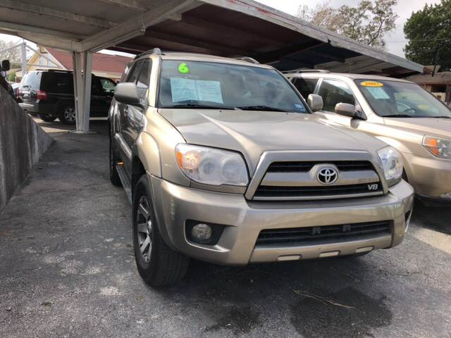 2006 Toyota 4runner Limited In Houston Tx M L Auto Sales